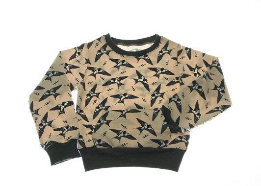 Sweatshirt-svaler-kaengurulomme