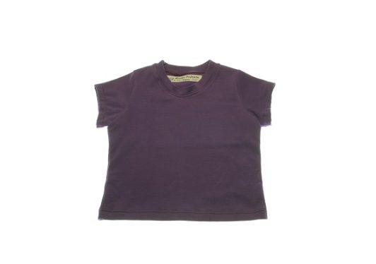Økologisk-T-shirt-lilla-98-