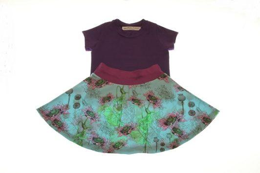 Økologisk-t-shirt-med-nederdel-104